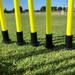 25mm SOCCER SPEED POLE SET (12-Pack)