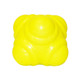 Yellow GK Reaction Ball | Speed and Agility Soccer Training Equipment