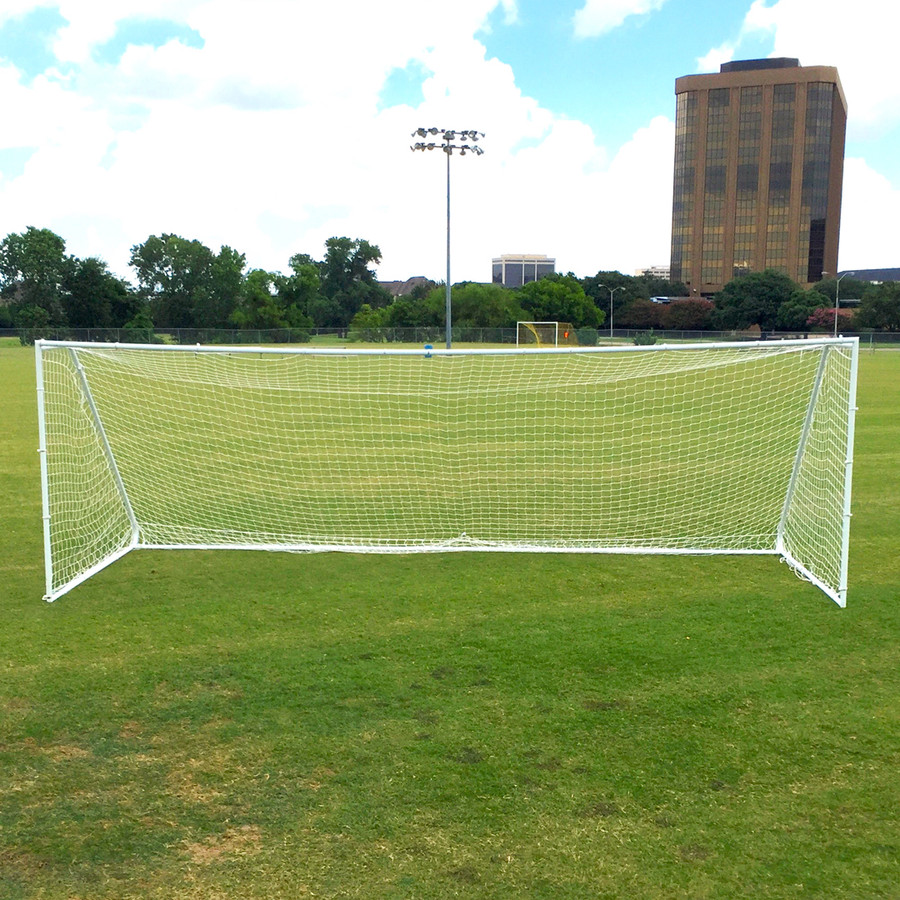 6x18 Premier Club Aluminum Soccer Goal | Soccer Innovations Training Equipment Practice & Match Soccer Goals