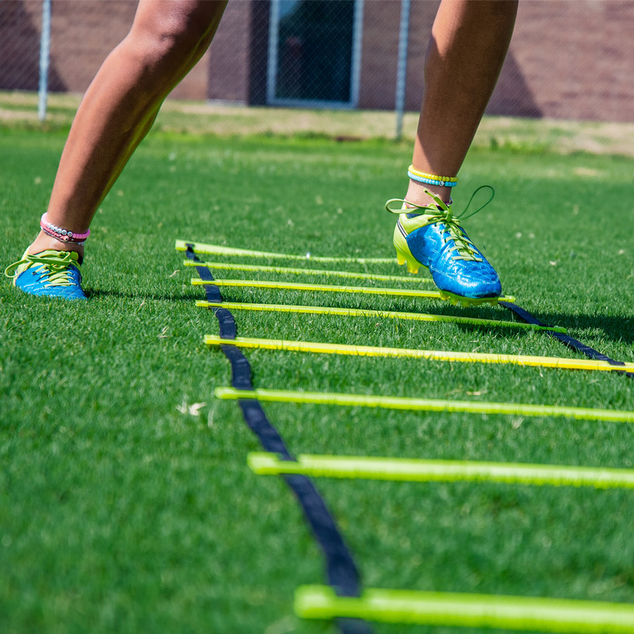 Plastic Speed Training Ladder | Soccer Innovations Speed & Agility Training Equipment