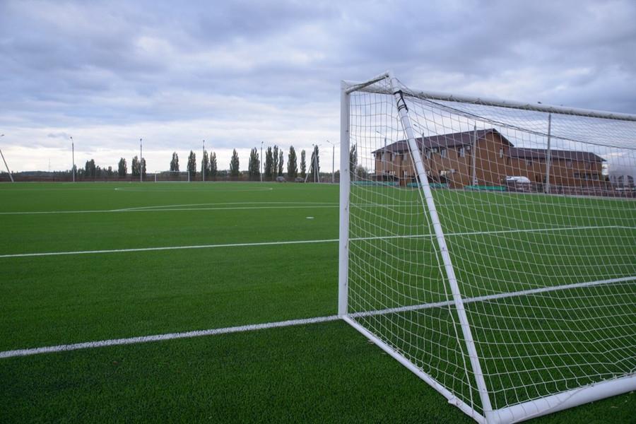 Precision Training Portable Football Soccer Goal Post 16 x 7
