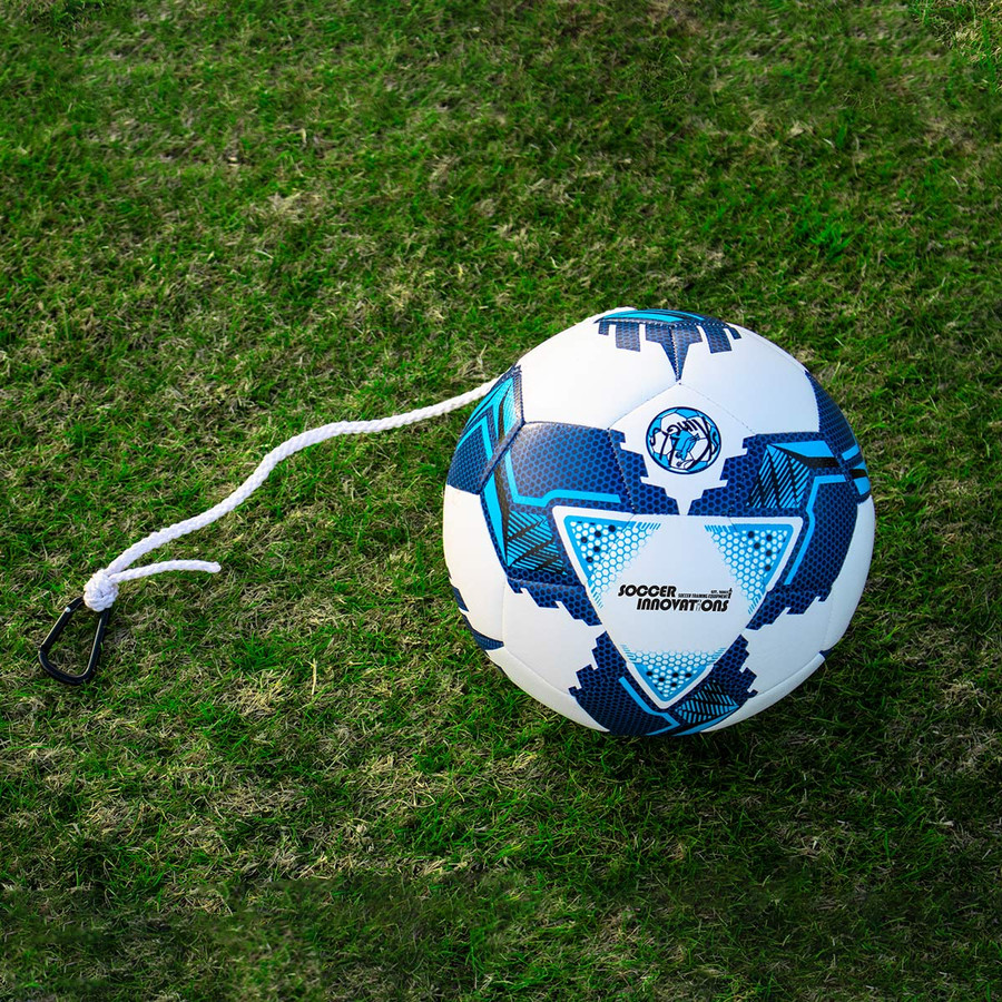 Soccer GK Angle Pendulum Ball on Grass