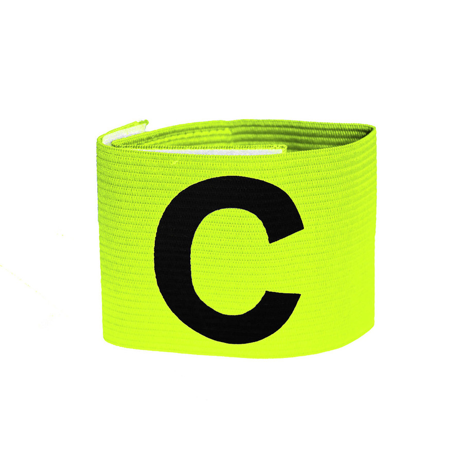 Pro Captains Arm Band | Soccer Equipment & Accessories
