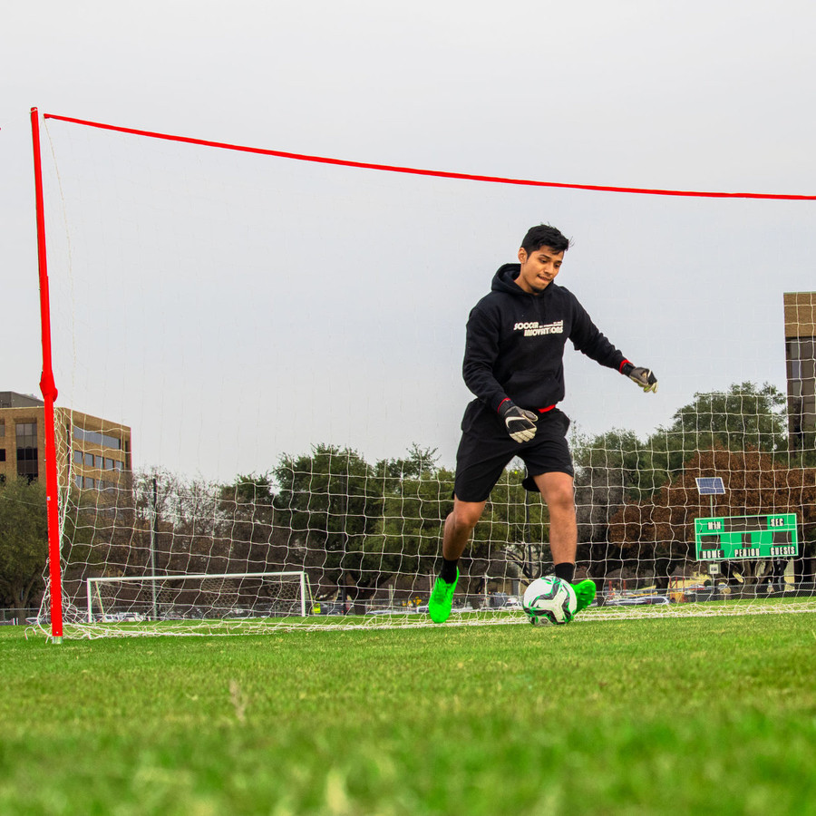 J-Goal Regulation Size Portable Goal | Soccer Innovations Training Equipment & Soccer Goals