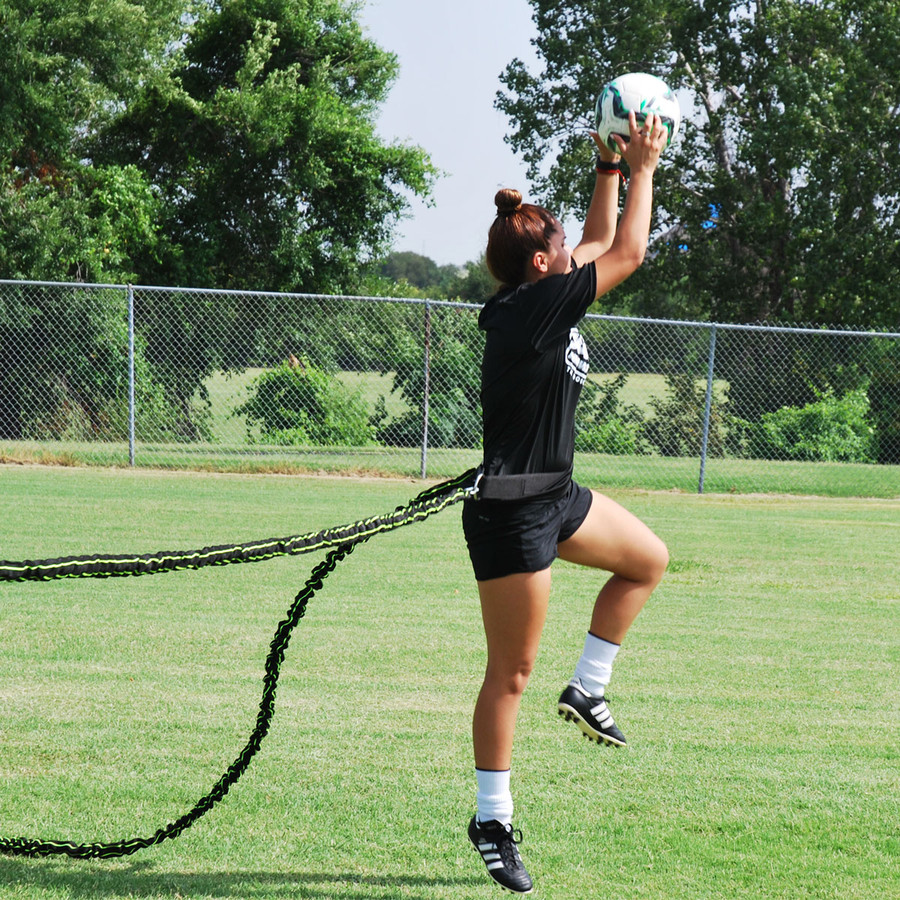 Goalkeeper Strength Training Bungee | Soccer GK Training Equipment