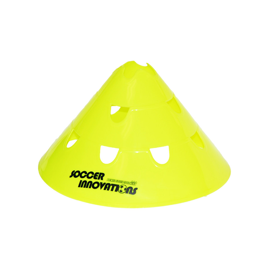 3 Position Cone Set | Speed and Agility Soccer Training Equipment
