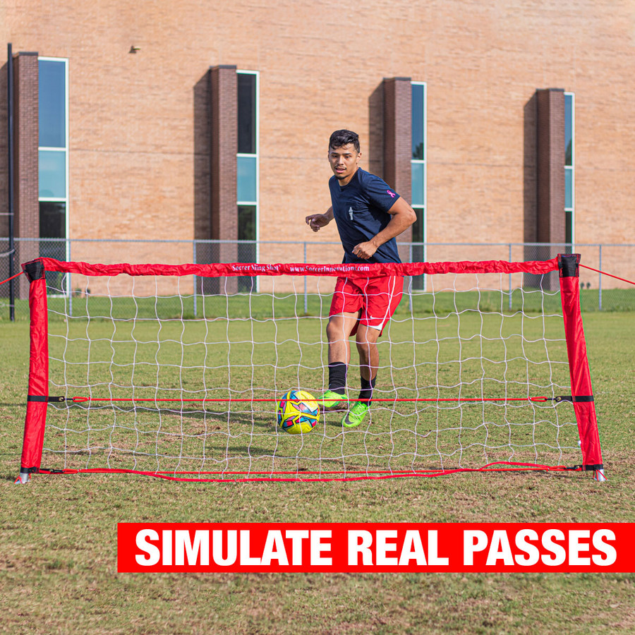 Soccer Sling shot Rebounder | Soccer Training Equipment Rebounders