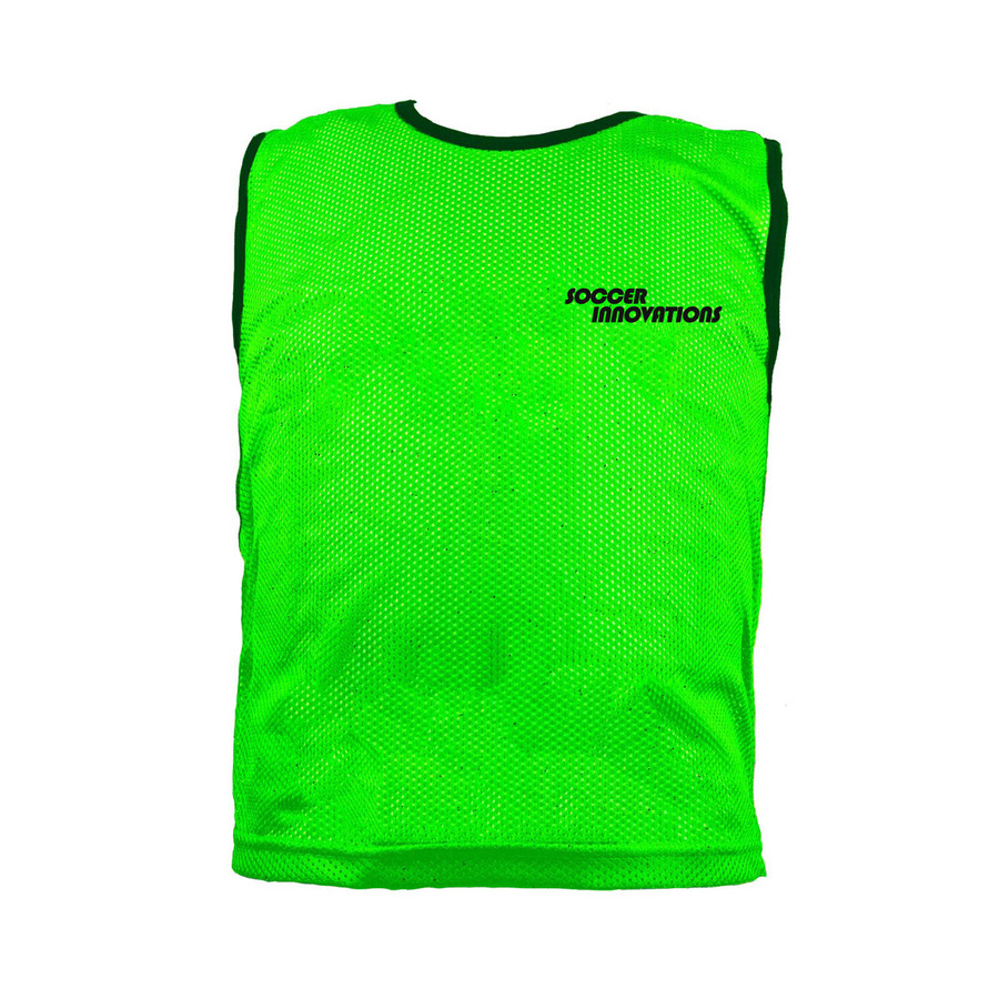 Premium Soccer Bibs Set Green | Soccer Training Equipment Bibs & Accessories