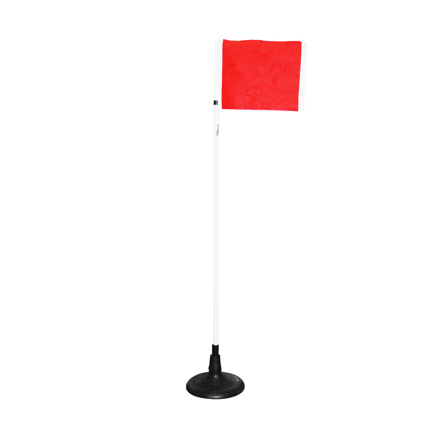 Soccer Corner Flag with Rubbe Base | Soccer Equipment Corner Flags