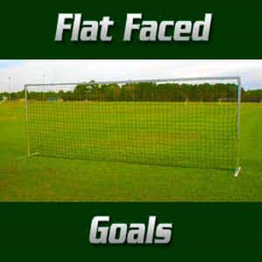 PEVO Flat Face Soccer Goal | Soccer Training Equipment Soccer Goals