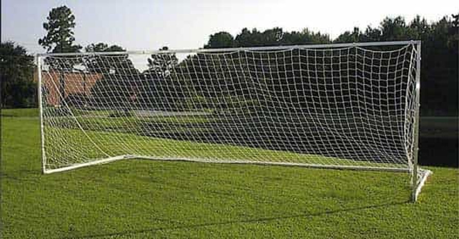 Pevo European Practice Soccer Goals | Soccer Training Equipment Goals