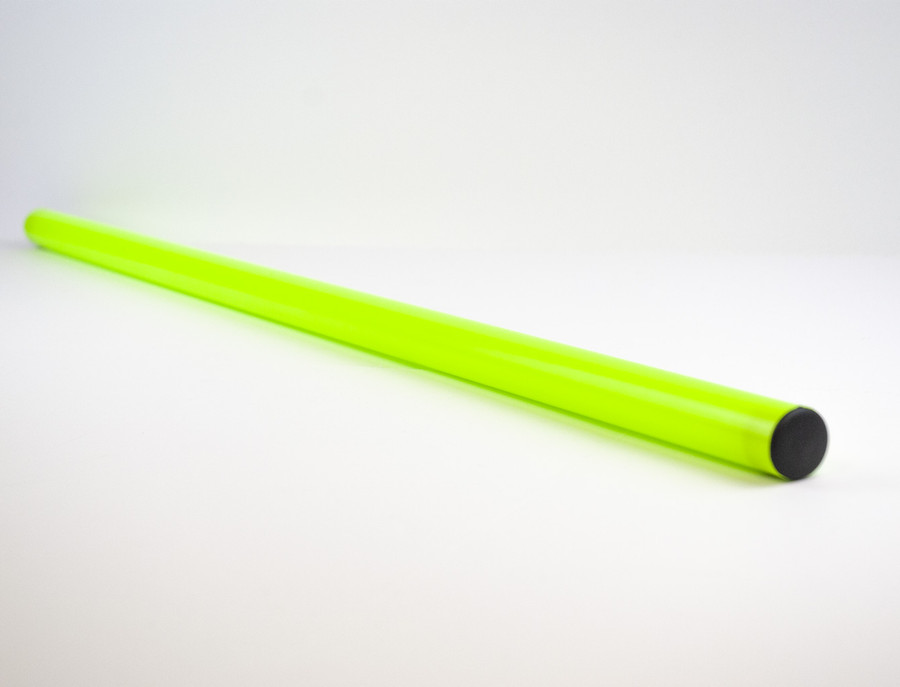 "30"" Soccer Hurdle Pole Neon Green"