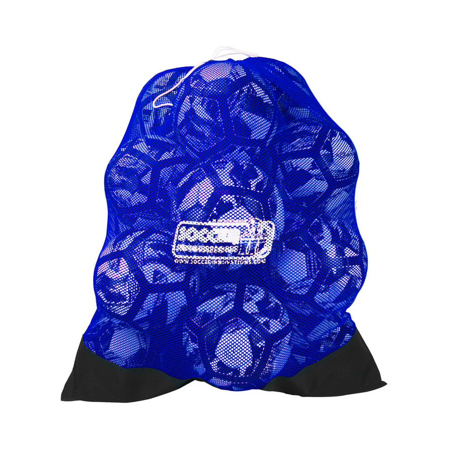 Reinforced Mesh Ball Bag | Soccer Training Equipment Balls & Bags
