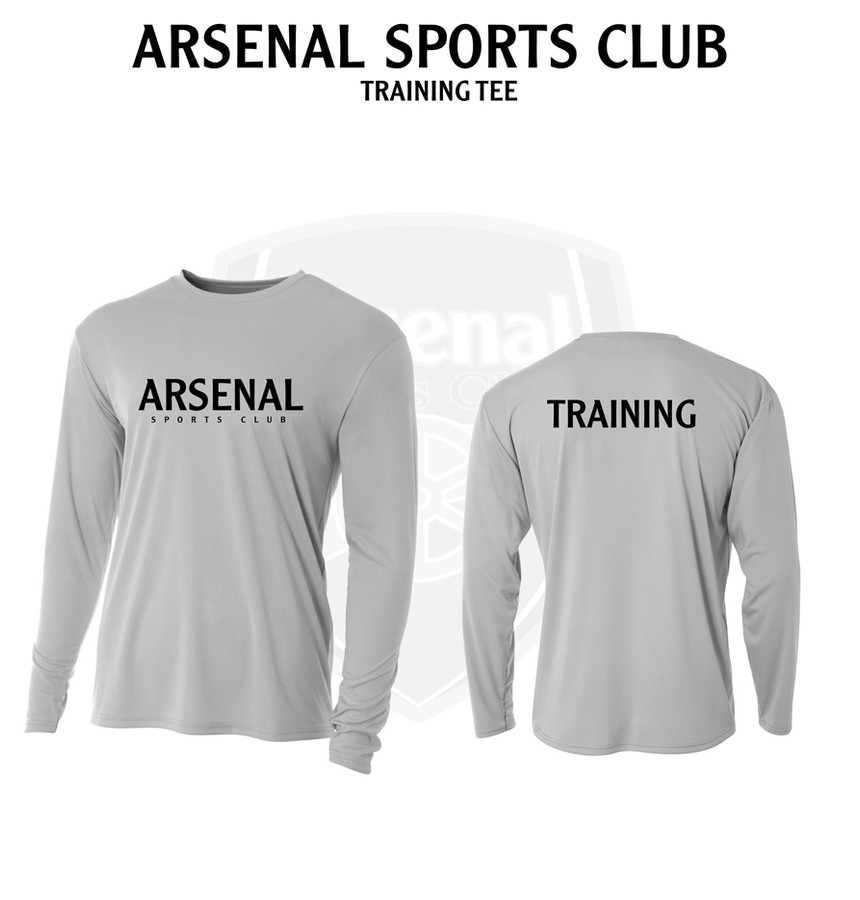 Official Arsenal LS Training Tee