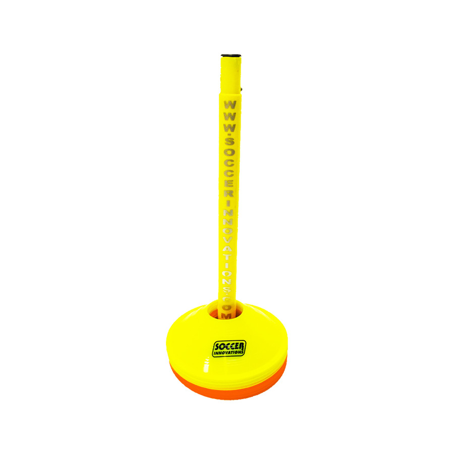 Cone King Stick | Soccer Training Equipment Cone Racks & Straps
