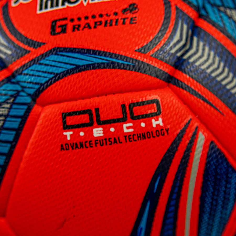 Duo technology futsal ball