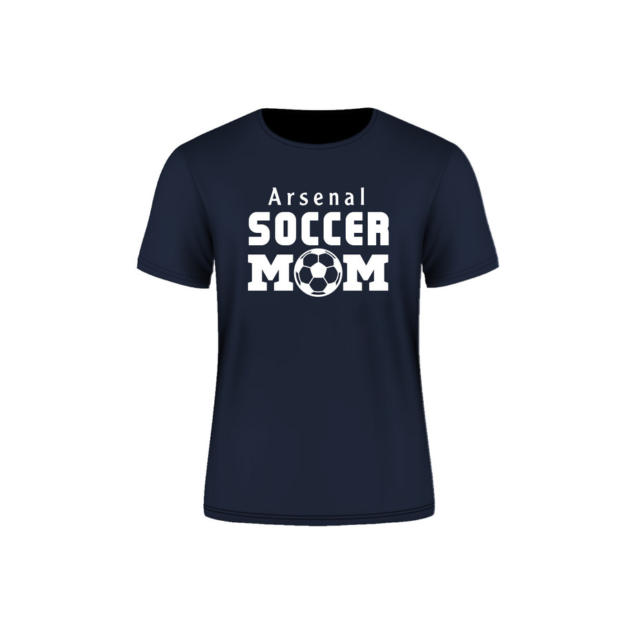 ARSENAL SOCCER MOM T-SHIRT