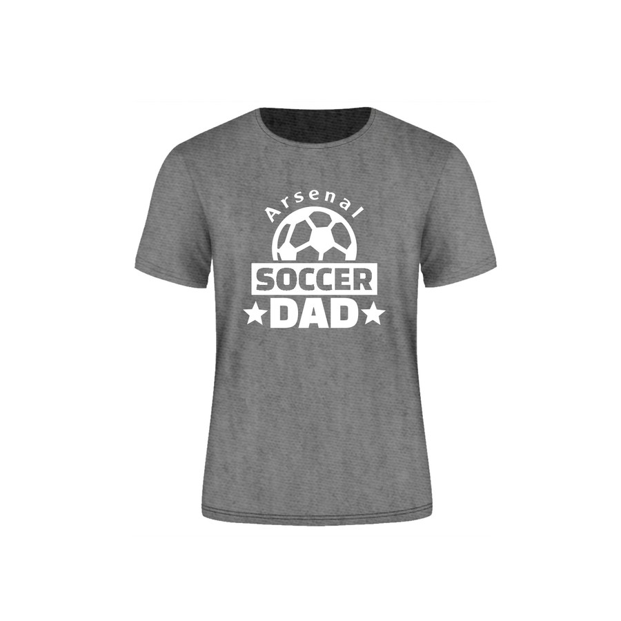ARSENAL SOCCER DAD T-SHIRT
