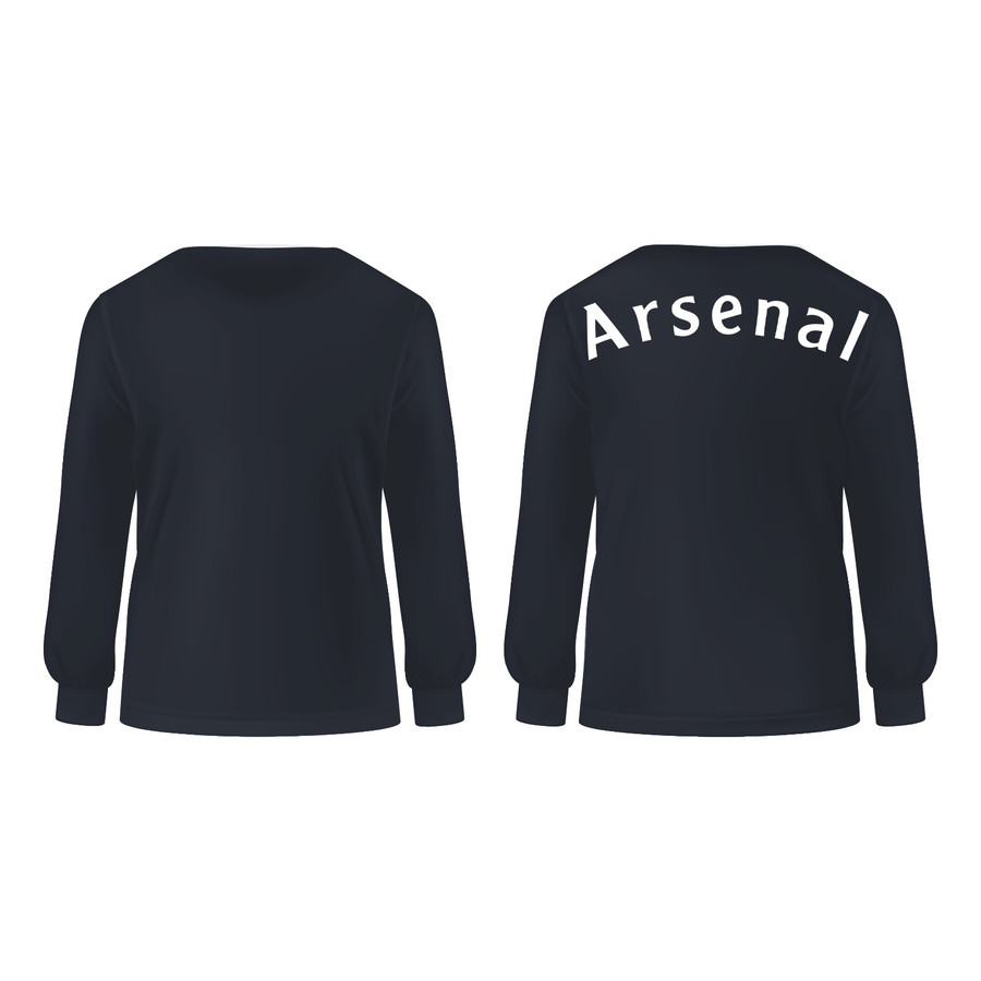 ARSENAL SPORTS CLUB LONG SLEEVE SHIRT