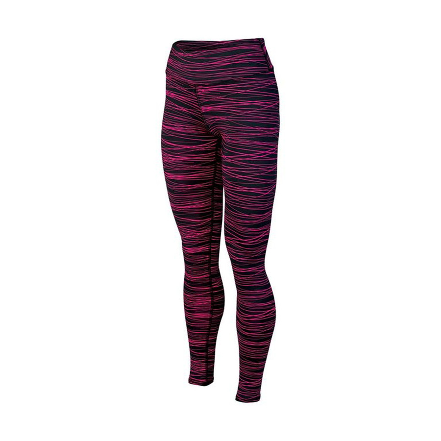 Pink Secure fit Hyperform Soccer Leggings