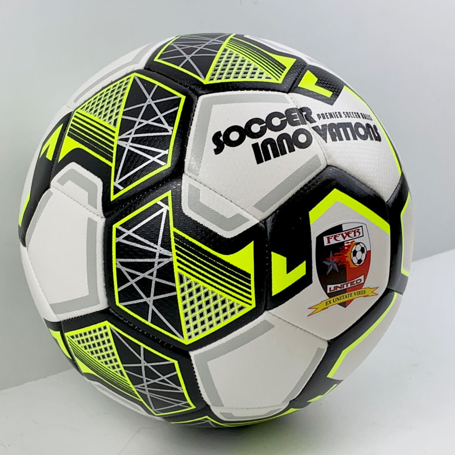 FEVER United Soccer Club Custom Bullet Ball Soccer Ball