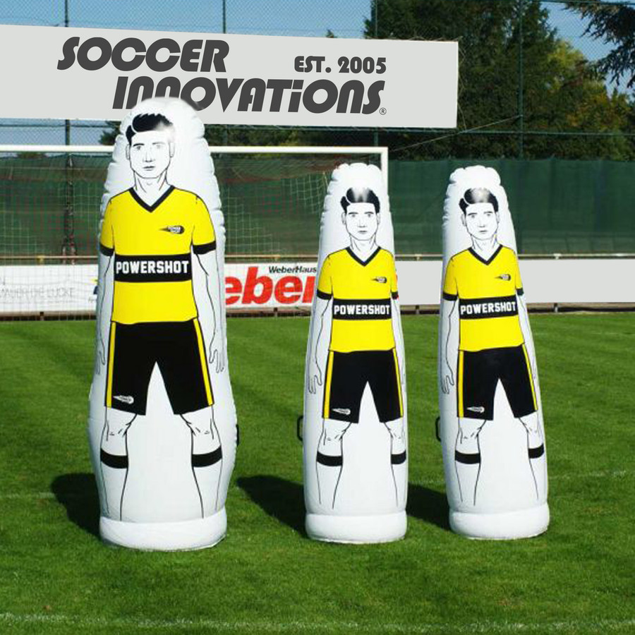 Powershot Inflatable Mannequins