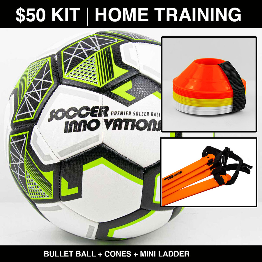 Home training soccer kit 2