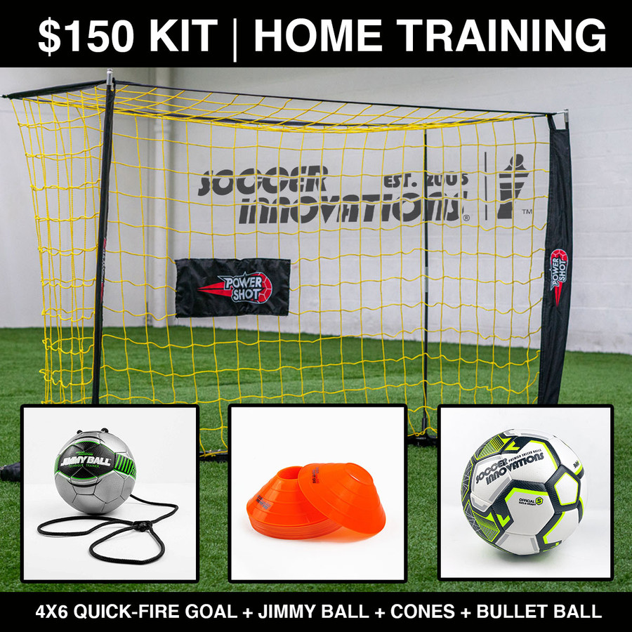 HOME SOCCER TRAINING KIT FOR $150 OR LESS