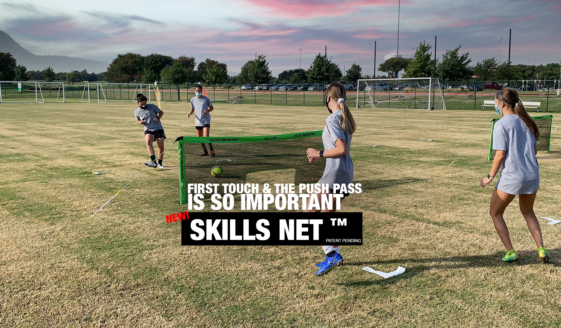 Soccer Skills Net