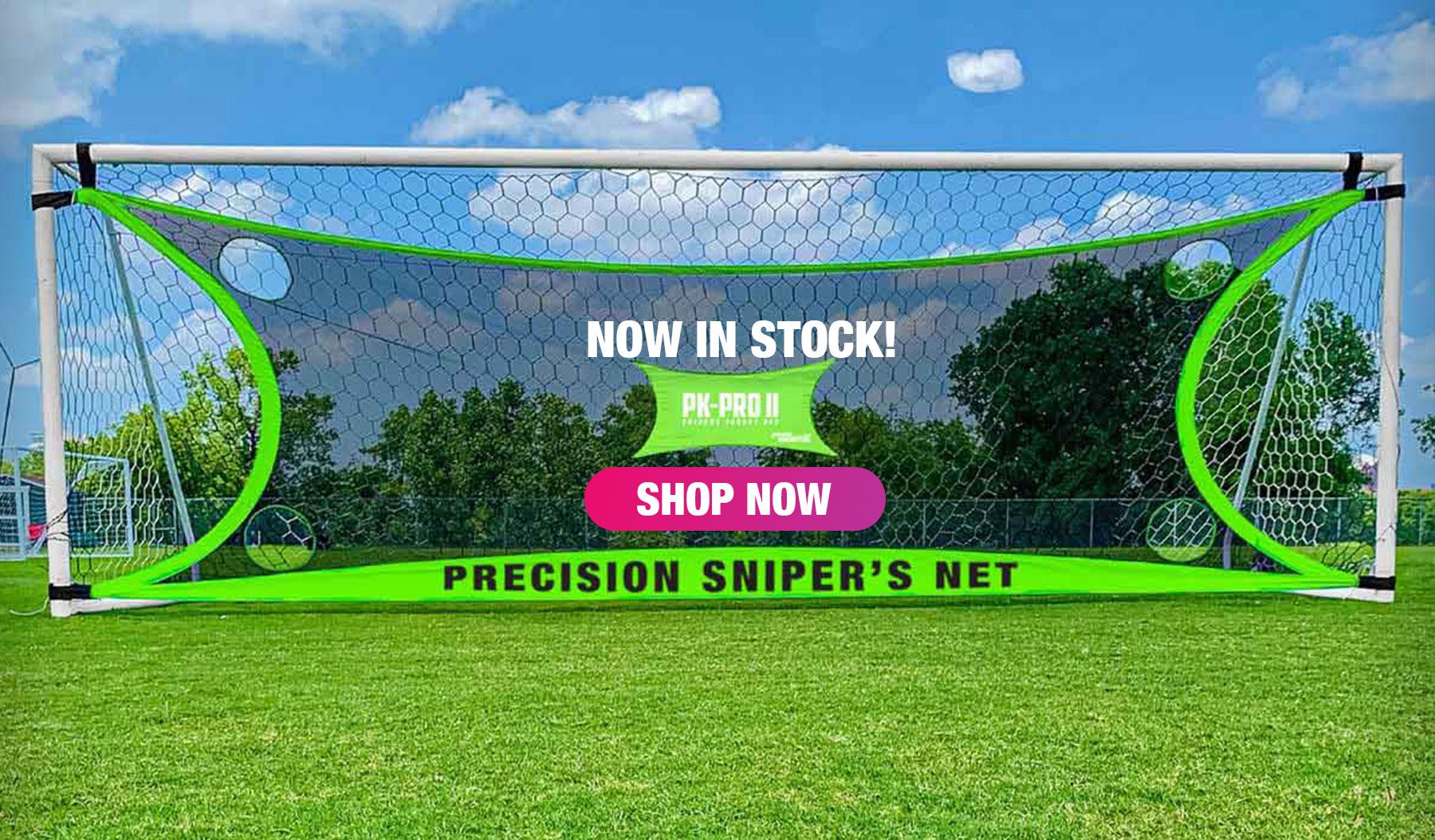 PK Pro 2 Soccer Target Net