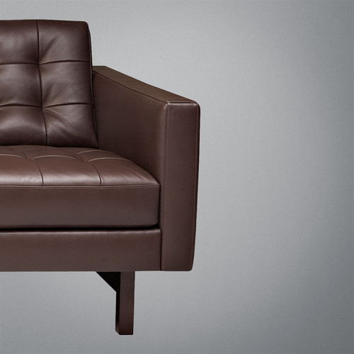 Superb Parker American Leather Evergreenethics Interior Chair Design Evergreenethicsorg