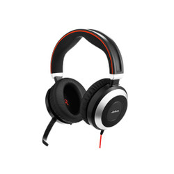 Jabra Evolve 80 Stereo 3 5mm Headset Without Controller 14401 11