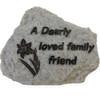 Pet Memorial - Dearly loved friend