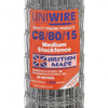 """C8/80/15 Medium Grade Stock Wire Fencing (32"""")"""