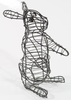 Standing Rabbit Small Topiary Frame