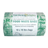 10 x 10 litre Biodegradable & Compostable Liners
