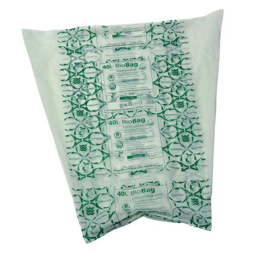 40 litre Biodegradable & Compostable Liners NEW PRICE