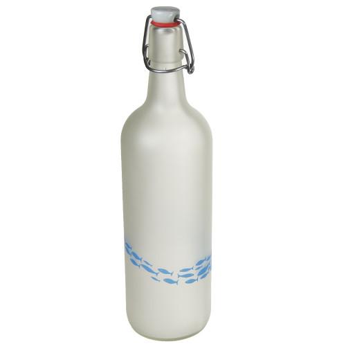 Lemonade Bottle with Fish design