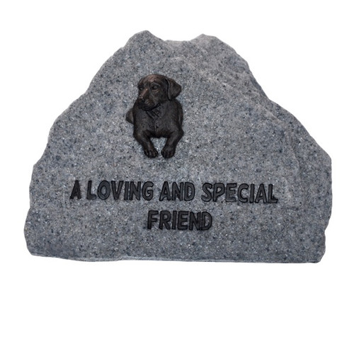 Dog Memorial - Friendship Rock