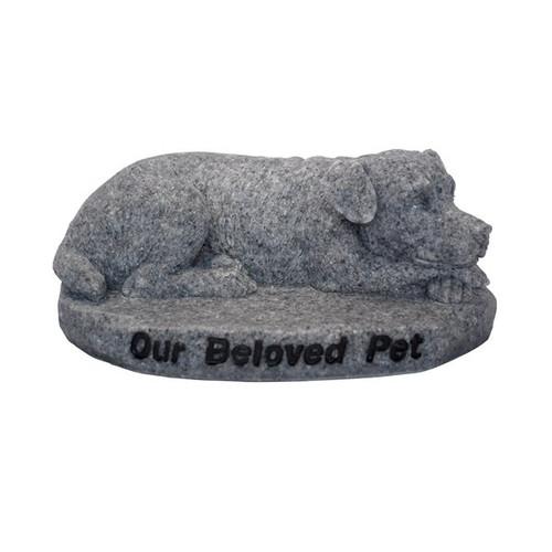 Dog Memorial - Beloved Pet