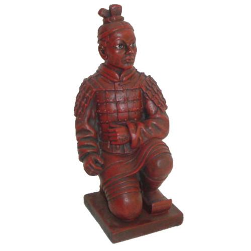 Zen Kneeling Warrior