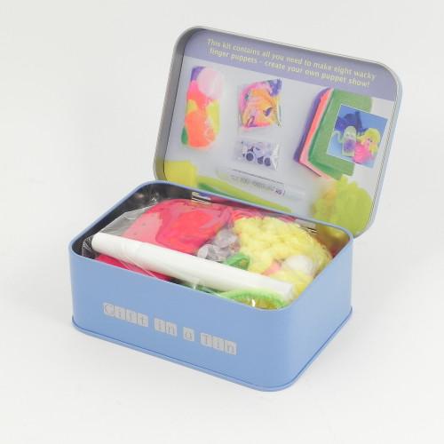 Finger Puppet Craft Set