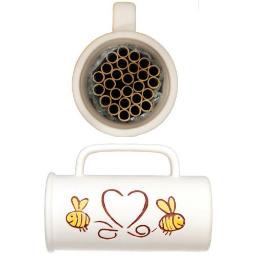 Wildlife World Flowers Love Bees Mug