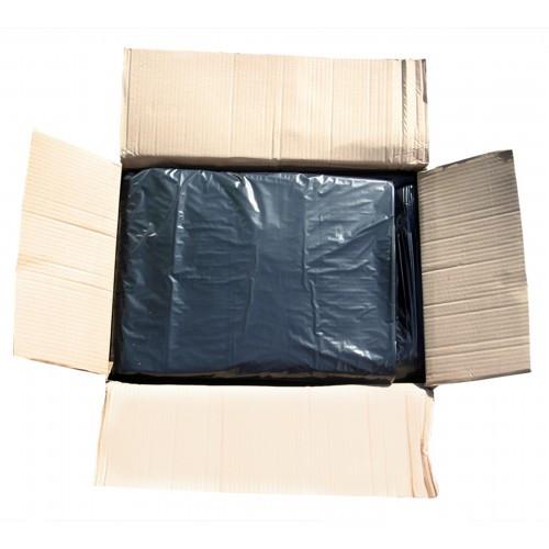 Black Refuse Sack, 18x29x39
