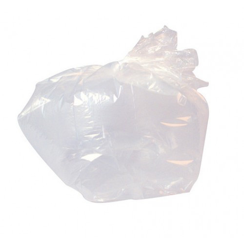 Clear Refuse Sack 18x29x39