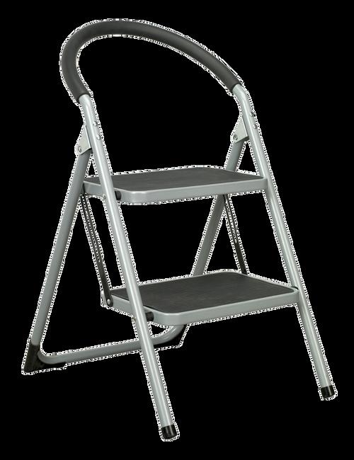 2 TREAD STEP STOOL 150KG CAPACITY - EN14183