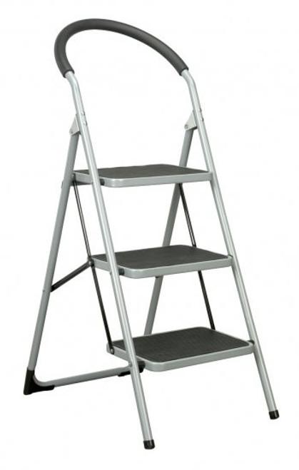 3 TREAD STEP STOOL 150KG CAPACITY - EN14183