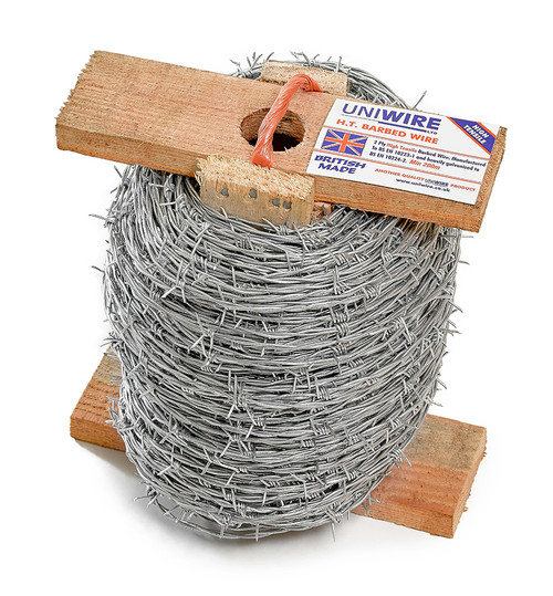 High Tensile 200M Barbed Wire