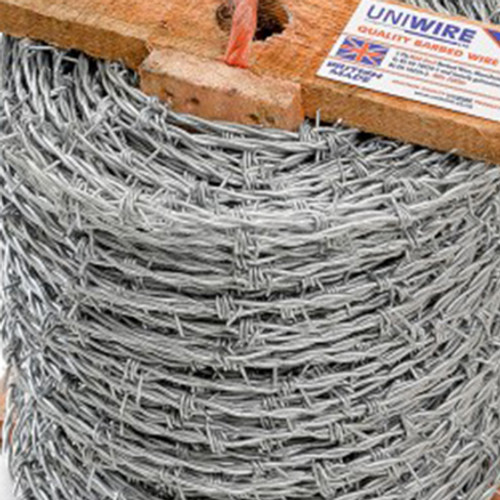 Heavy Duty High Tensile 200M Barbed Wire