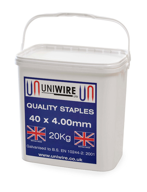 20KG Quality Fencing Staples